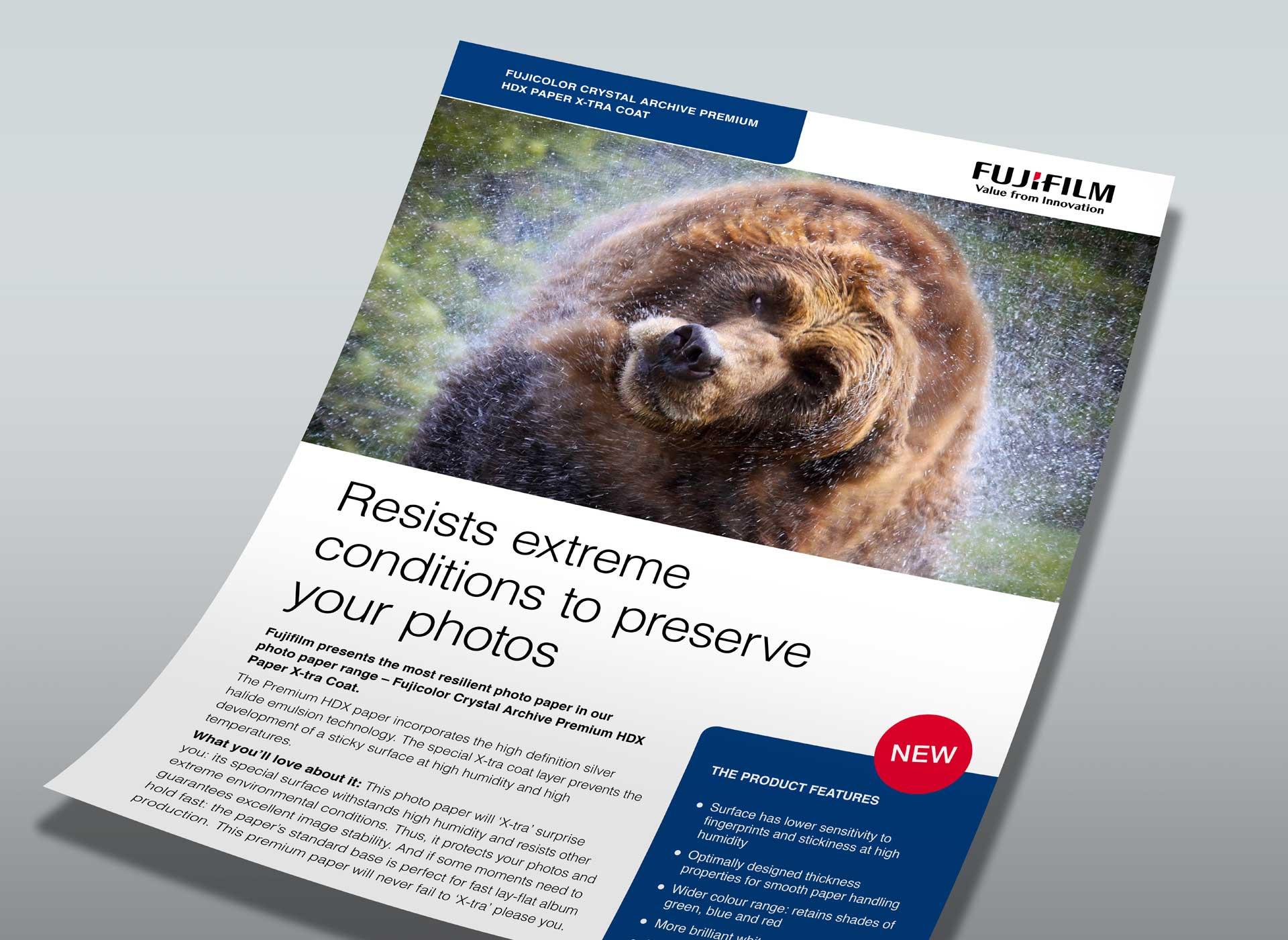 Informative Sales Sheets